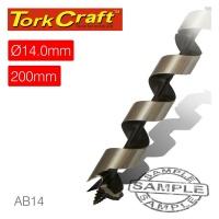 Tork Craft Auger Bit 14 X 200mm Pouched Photo