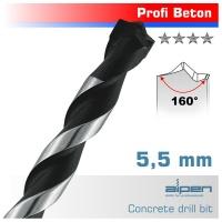 ALPEN Concrete Profi Beton Drill Bit 5.5 X150mm Photo