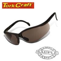 Tork Craft Safety Eyewear Glasses Smoke Photo