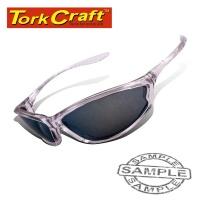 Tork Craft Safety Eyewear Glasses Yellow Mirror Photo