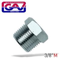 GAV Taper Plug 3/8 Photo