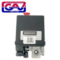 GAV Pressure Switch 4 Way 1 Phase Push In Bx16prm04 Photo