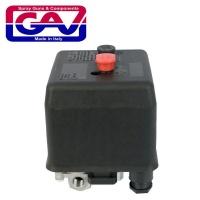 GAV Pressure Switch 380v 4 Way 10-16 Amp Over Load Photo
