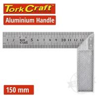 Tork Craft Aluminium Try Handle Square 150mm Photo