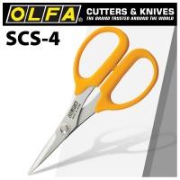 OLFA Scs-4 Precision Applique Scissors Photo