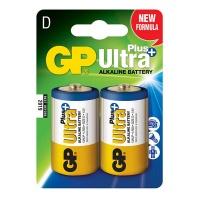 GP Batteries GP D Size Ultra Plus Alkaline 2 Pack Photo