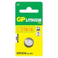 GP Batteries GP CR1616 Lithium Battery Card 1 Photo