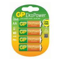 GP Batteries GP EKO Power Rechargeable 4 Pack Photo