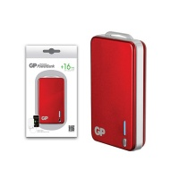 GP Batteries GP Portable Power Bank 16HRS Red Photo