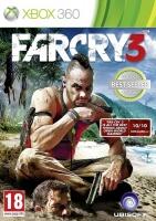 Far Cry 3 Xbox360 Game Photo