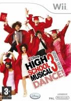 High School Musical 3 - Senior Year DANCE! Wii Game Photo