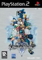 Kingdom Hearts 2 PS2 Game Photo