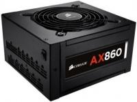 Corsair AX Series Platinum AX860 860W High Performance Fully Modular Power Supply Photo