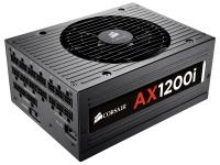 Corsair AX Series Platinum AX1200i 1200W High Performance Fully Modular Digital Power Supply Photo