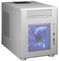 Lian Li PC-Q08 Mini-ITX Chassis/ NAS storage Chassis - Silver Photo