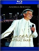 Andrea Bocelli - Concerto:One Night in Central Park Photo