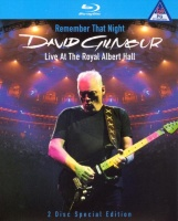 Sony David Gilmour - Remember That Night: Live At the Royal Albert Hall Photo