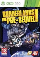 Borderlands: The Pre-Sequel Xbox360 Game Photo
