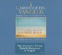 Vangelis - Chariots of Fire Original Soundtrack Photo