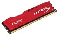 Kingston Technology Kingston HyperX Fury Series Memory - 8GB DDR3-1600MHz - Black Photo