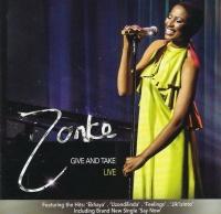 Zonke - Give and Take - Live Photo