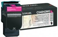 Lexmark C54X / X54X Magenta High Yield Toner Cartridge - 2 000 Pages Photo