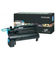 Lexmark C792 Cyan Extra High Yield Return Program Print Cartridge - 20 000 Pages Photo
