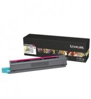 Lexmark C925 Magenta High Yield Toner Cartridge - 7 500 Pages Photo