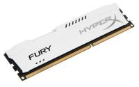 Kingston Technology Kingston HyperX FURY White Memory - 4GB 1333MHz DDR3 CL9 DIMM Photo