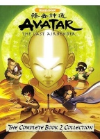 Avatar Last Airbender - Complete Book 2 Collection Photo