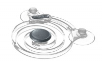 Logitech iPad Joystick - attached to iPad with Suction Cup Photo