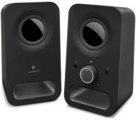 Logitech Z150 2.0 Channel 3W Portable Speakers - Black Photo
