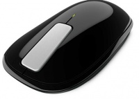Microsoft Explorer Touch Wireless Mouse - Black Photo