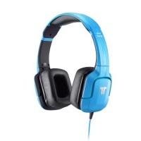 Tritton MFi Kunai Stereo Mobile Headset - Blue Photo