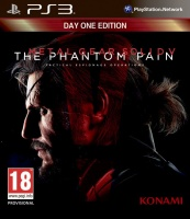 Metal Gear Solid V: The Phantom Pain PS3 Game Photo