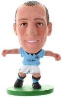 Soccerstarz Figure - Manchester City Pablo Zabaleta Home Kit Photo