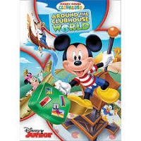 Mickey Mouse Clubhouse - Around The Clubhouse World Photo