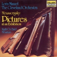 Mussorgsky / Ravel / Maazel / Cvo - Pictures At An Exhibition / Night On Bald Mountain Photo