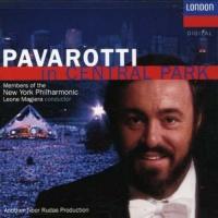Pavarotti / Magiera / Nyp - In Central Park Photo