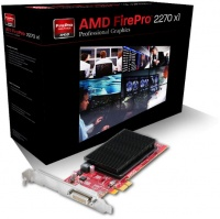 Sapphire AMD FirePro 2270 DDR3 512MB 64-bit Graphics Card Photo