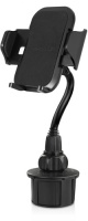 Macally Adjustable Car Cup Holder Houst for Smartphones Photo