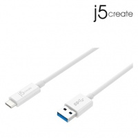 j5 create USB 3.1 Type-C to USB 3.0 Type-A 90cm - Retail Pack Photo