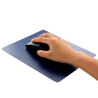 Tuff Luv Tuff-Luv Ultra-Thin Profile Cloth Mouse Pad - Blue Photo