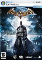 Batman: Arkham Asylum PC Game PC Game Photo