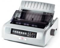 OKI Ml5520 Printer 9-Pin 80-Column Photo