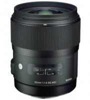 Sigma Lens 35/1.4 DG HSM for Nikon Art Photo