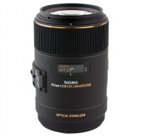Sigma Lens 105/2.8 EX DG OS HSM Macro Canon Photo
