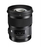 Sigma Lens 50/1.4 DG HSM Canon - Art Photo