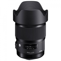 Sigma Lens 20mm F/1.4 Dg HSM F/Nikon. Photo