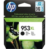 HP - 953XL Black Ink Cartridge Photo